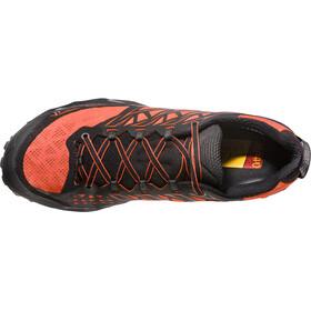 La Sportiva Akyra Zapatillas running Hombre, tangerine/black